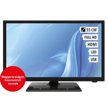 "22"" Full HD LED TV*"