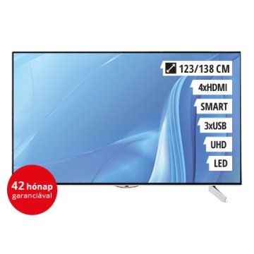 "LT55VU72A UHD Smart LED TV* 55""/138 cm"