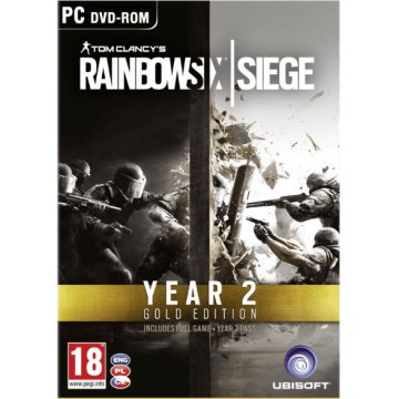 Tom Clancy's Rainbow Six Siege Year Two Gold Edition (PC)