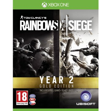 Tom Clancy's Rainbow Six Siege Year Two Gold Edition (Xbox One)