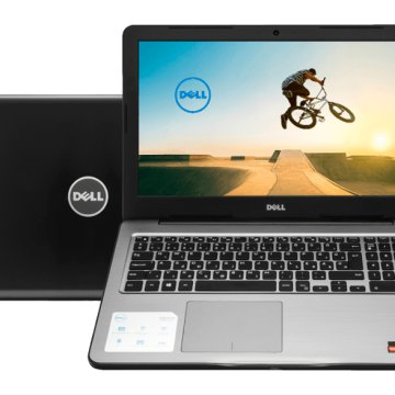 "Inspiron 5567-223748 ezüst notebook (15,6"" Full HD/Core i7/8GB/1TB/R7 M445 4GB VGA/Linux)"