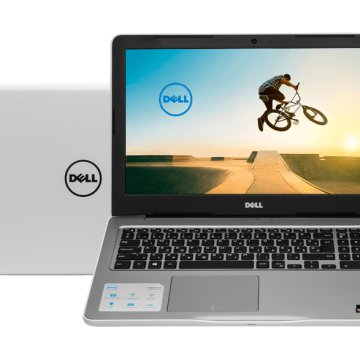 "Inspiron 5567-223749 fehér notebook (15,6"" Full HD/Core i7/8GB/1TB/R7 M445 4GB VGA/Linux)"