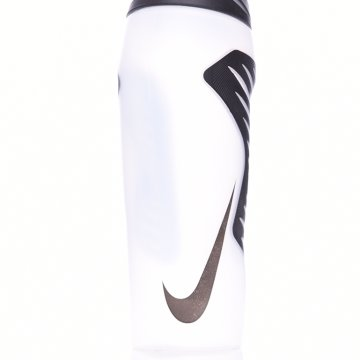 NIKE HYPERFUEL WATER BOTTLE 24OZ CLEAR/B