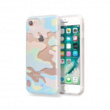 Laut - POP-CAMO iPhone 7 tok - Pastel