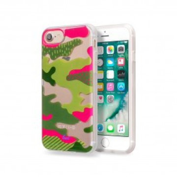 Laut - POP-CAMO iPhone 7 tok - Tropical
