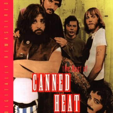 Canned Heat (Reissue) Vinyl LP (nagylemez)