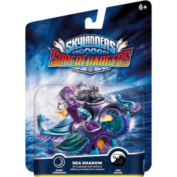 Skylanders SuperChargers: Sea Shadow (játékfigura)