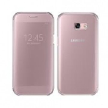 EF-ZA520CPEGWW Clear View Cover - Pink