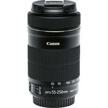 EF-S 55-250 mm f/4-5.6 IS STM objektív