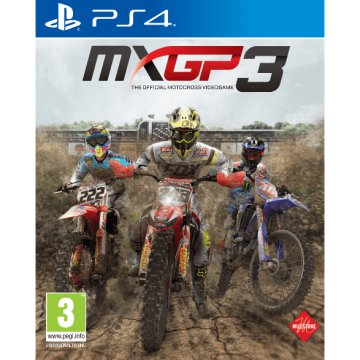 MXGP 3 (PlayStation 4)