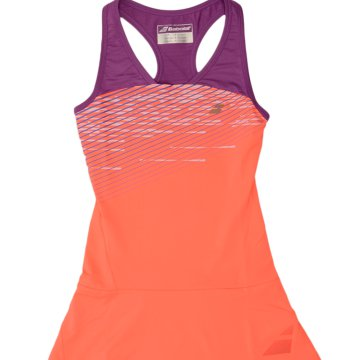 PERF RACERBACK DRESS GIRL