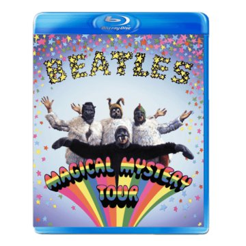 Magical Mystery Tour Blu-ray
