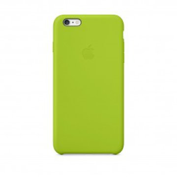 Apple iPhone 6 Plus Silicone Case - zöld