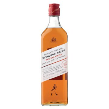 Johnnie Walker Blender's Batch Red Rye Finish whisky