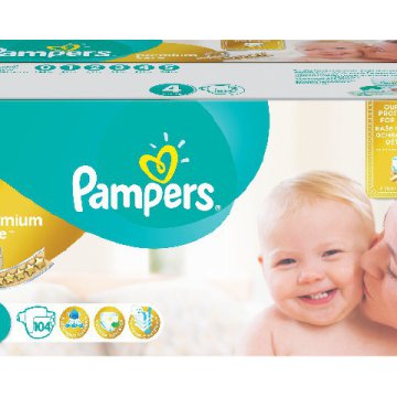 Pampers Premium Care Box pelenka