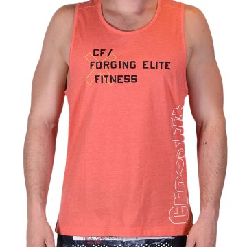 CrossFit Burnout Tank