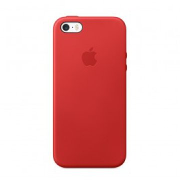 Apple - iPhone SE bőrtok - (PRODUCT)RED