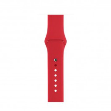 Apple - 42 mm-es (PRODUCT)RED sportszíj