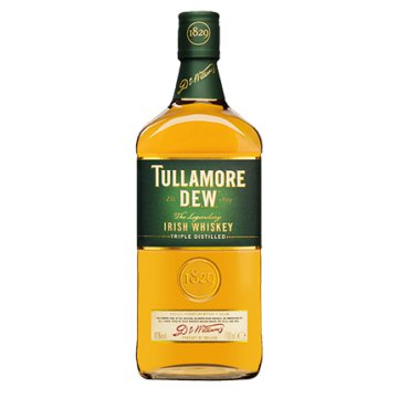 Dew ír whiskey