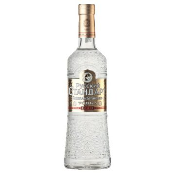 Russian Standard Gold orosz vodka