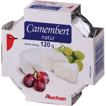 Camembert sajt 1 908 Ft/kg