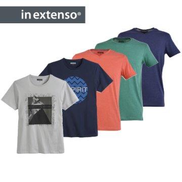45253ade76 In Extenso Férfi mintás piké póló méret: M-2XL-ig - ár, vásárlás ...
