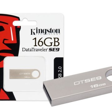 Kingston 16GB USB2.0 pendrive (DTSE9H/16GB)