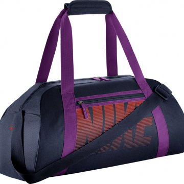 8671363be307 A Nike Gym Club női sporttáska jellemzői: - anyaga: 100% poliészter - dupla  cipzáras nagy rekesz - cipzáras első zseb - párnázott kézi fogantyú -  állítható ...