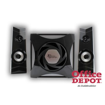 White Shark GSP-3064 SOUND MASTER 2.1 35W fekete Gaming hangszóró