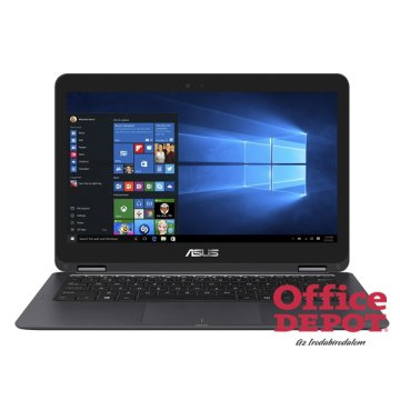 "ASUS ZenBook Flip UX360CA-C4186T 13,3"" FHD Touch/Intel Core M3-7Y30/4GB/256GB/Win10/szürke notebook"