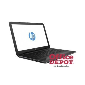 "HP 250 G5 W4N45EA 15,6""/Intel Celeron Dual-Core N3060 1,6GHz/4GB/128GB SSD/DVD író fekete notebook"