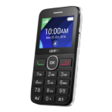 ALCATEL 2008G Black/White
