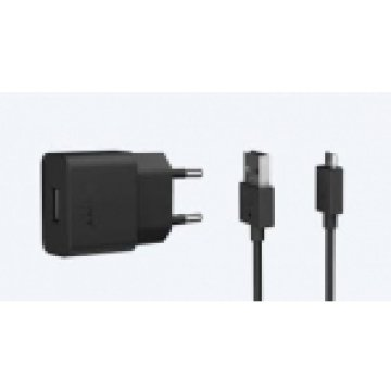 UCH20 C USB CHARGER, BLACK