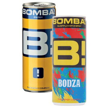 Bomba! Energy (250 ml)