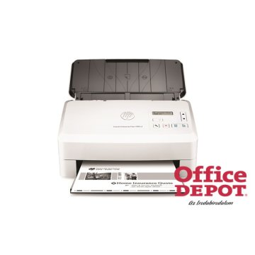 HP ScanJet Enterprise Flow 7000 s2 lapadagolós szkenner