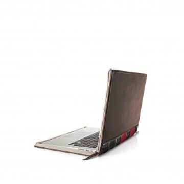 "TwelveSouth - BookBook MacBook Air 13"" tok - Fekete"
