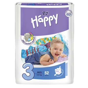 Baby Happy nadrágpelenka