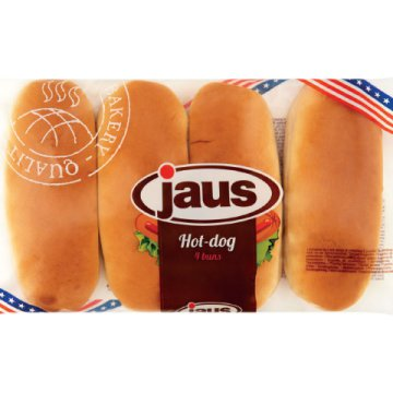 Jaus hot-dog kifli
