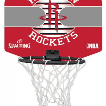 Spalding Houston Rockets mini kosárpalánk