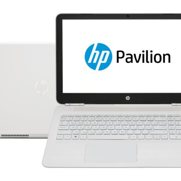 "Pavilion 15-aw009nh Y0A76EA fehér notebook (15,6"" Full HD matt/A10-9600P/8GB/1TB/R7 M440 4GB/DOS)"