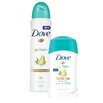 Dove dezodorspray, -roll-on vagy -stift