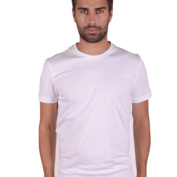 FLOCK Tee SS M optical white