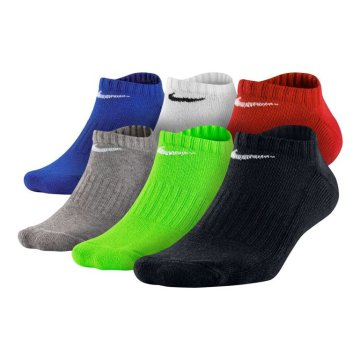 Boys Nike Band Cotton No-Show Sock csg