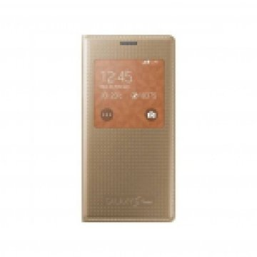 SAMSUNG EF-CG800BDEGWW S VIEW COVER GALAXY S5 MINI copper GOLD