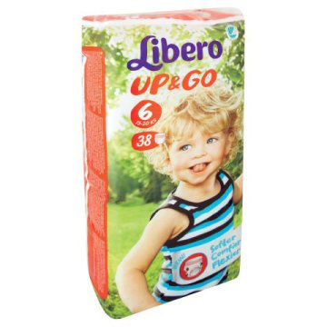 Libero Up & Go bugyipelenka