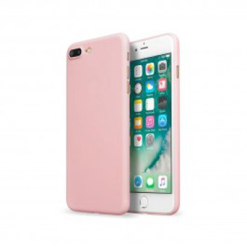 LAUT - Slimskin iPhone 7 Plus tok - Pink