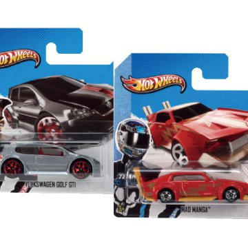 Hot Wheels Diecast kisautó