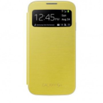 SAMSUNG EF-CI950BYEGWW S VIEW COVER S4 YELLOW