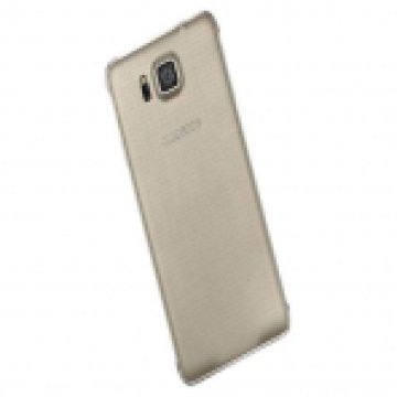 SAMSUNG EF-OG850SFEGWW BACK COVER GALAXY ALPHA,GOLD