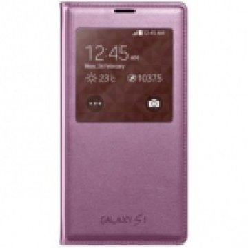 SAMSUNG EF-CG900BPEGWW S VIEW COVER PINK